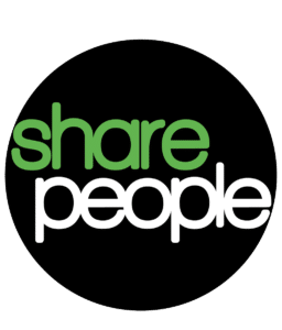logo van share people